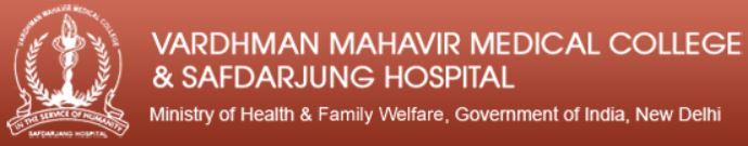 safdarjung hospital vacancy 2020