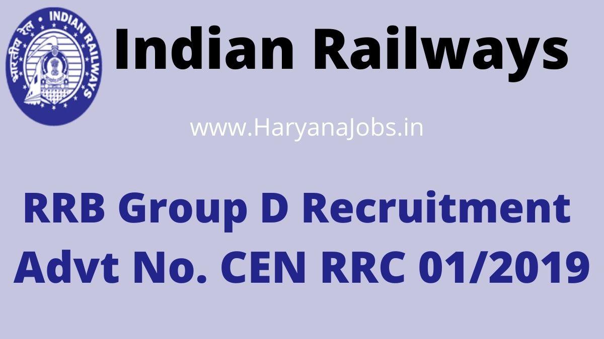 Railway Group D CEN RRC 01_2019