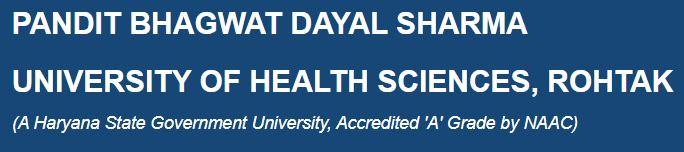 PGI Rohtak UHSR Nurse Recruitment 2020