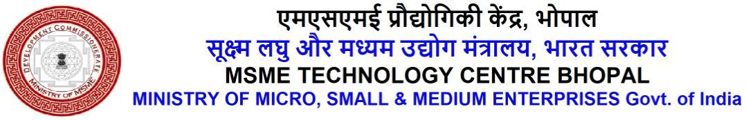 MSME Technology Centre Bhopal Recruitment