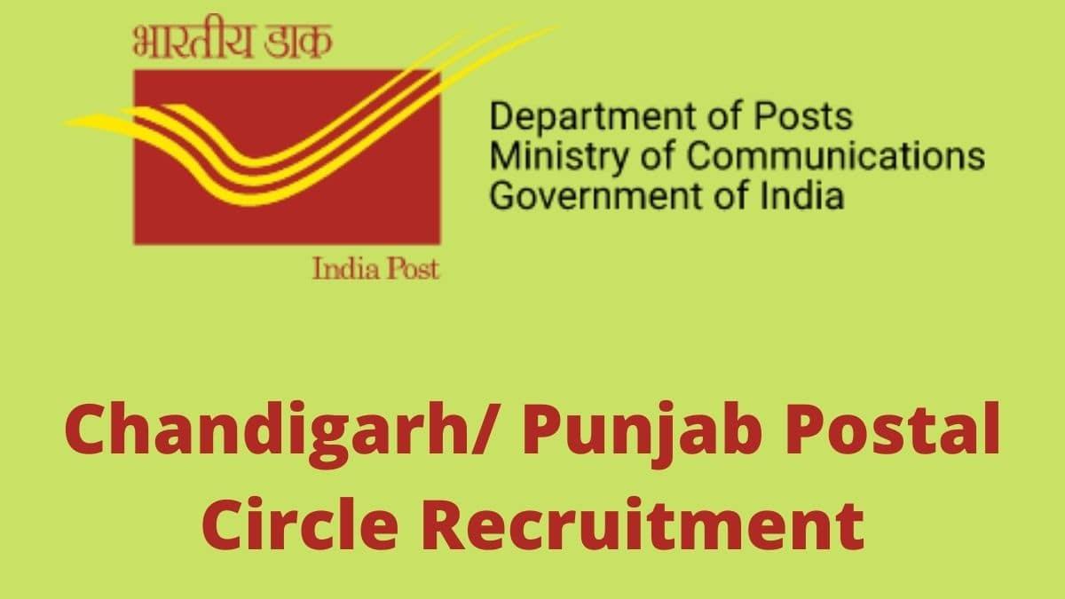Chandigarh Posts Staff Car Driver Recruitment 2021